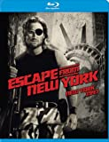 Escape From New York  [Blu-ray]