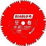 Diablo D1260X 12-Inch by 60t 1in Arbo...