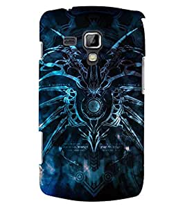 PRINTSWAG FANTACY Designer Back Cover Case for SAMSUNG GALAXY S DUOS S7562