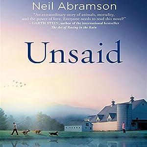 Unsaid Audiobook