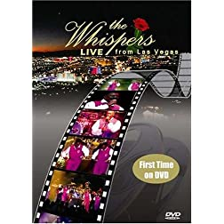 The Whispers: Live from Las Vegas