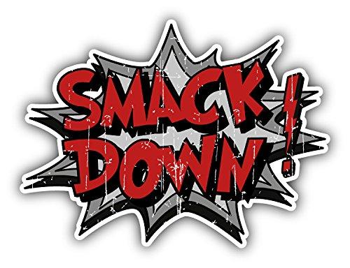 smack-down-comic-sound-effect-decor-autocollant-de-voiture-vinyle-12-x-10-cm