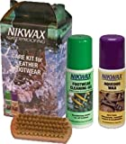 Nikwax Care Kit For Leather Footwear Footwear Cleaning/Proofing