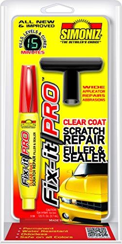 Simoniz S13B Fix it Pro Clear Coat Scratch Repair Pen (Tv Scratch Remover compare prices)