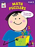 img - for Math Puzzlers Stick Kids Workbook, Grade 1 (Stick Kids Workbooks) book / textbook / text book