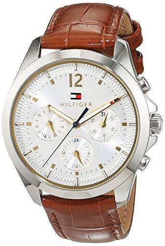 Tommy Hilfiger Damen-Armbanduhr Sophisticated Sport Analog Quarz Leder 1781701 thumbnail