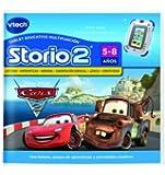 Vtech Storio - Cars 2 Para Storio 2  80-230122