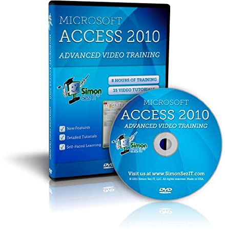 Access 2010 Professional Training Videos - Advanced Level Tutorials