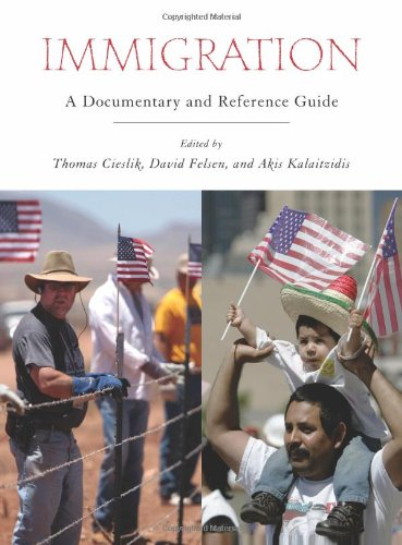 Immigration: A Documentary and Reference Guide (Documentary and Reference Guides)
