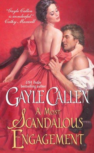 Image for A Most Scandalous Engagement (Avon)