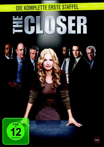 The Closer - Die komplette erste Staffel [4 DVDs]