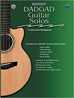 acoustic masterclass dadgad guitar solos book cd acoustic solo laurence. Black Bedroom Furniture Sets. Home Design Ideas
