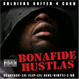 echange, troc Various Artists - Soldiers United 4 Cash: Bonafide Hustlas