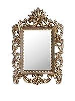 Concept Luxury Espejo de Pared Classic Plata