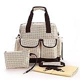 Volador マザーズバッグ 10つポケットが付き 3WAY 水や汚れに強い 出産祝い カワイイ 大容量バッグ