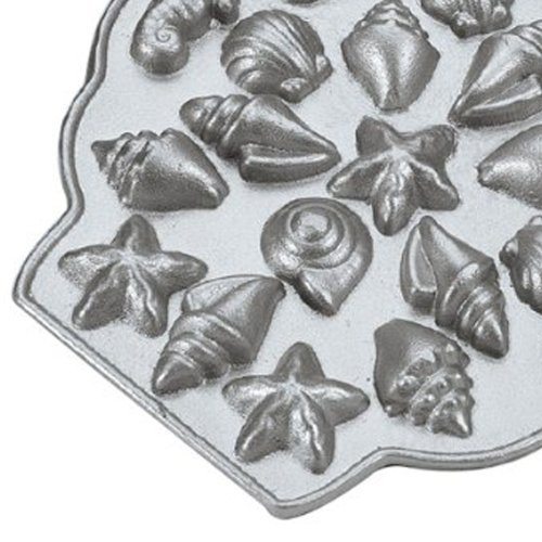 sea shell collecting tools kitchen tools nordic ware platinum collection sea shell