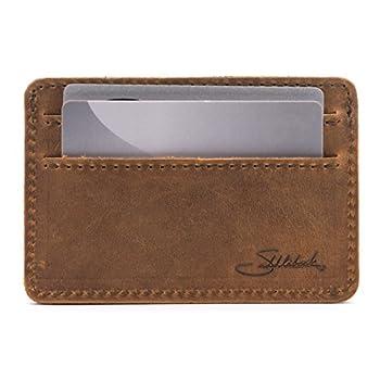 04. Saddleback Leather Front Pocket ID Wallet