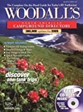 cover of Woodall's North American Campground Directory with CD, 2009