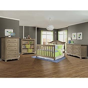 Westwood Design Meadowdale 4-in-1 Convertible Crib, Vintage