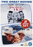 Some Like It Hot/The Misfits [DVD]