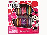 Disney Minnie Mouse Clubhouse Bow-tique Pretty Bracelet Set (VALUE 15 Piece Set)