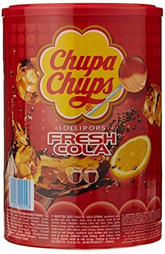 Chupa Chups Colalutscher, 1er Pack (100 x 12 g)
