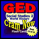 GED Prep Test WORLD HISTORY - SOCIAL STUDIES II Flash Cards