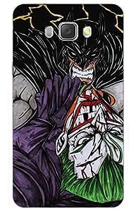 joker batman Designer Printed Back Case Cover for SAMSUNG Galaxy J7 - 6 (New 2016 Edition)
