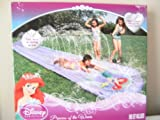 Pool Slides:Disney little princess of the surf Water slip - Ariel