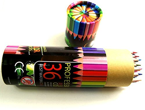 mcpinty-36-pack-watercolor-oil-based-pencils-set-for-kids-and-adult-coloring-books-professional-asso