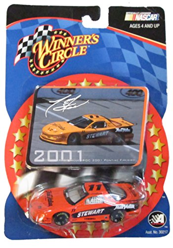Winner's Circle Tony Stewart 2001 Iroc Pontiac Firebird - 1