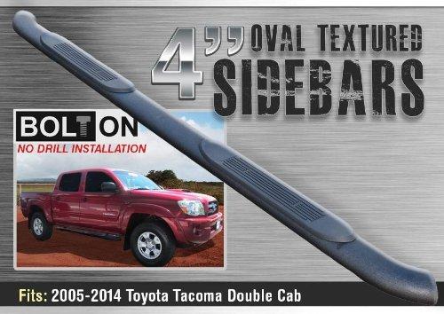 TAC 2005-2017 TOYOTA TACOMA DOUBLE CAB/CREW CAB 4