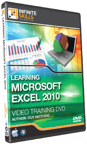Infinite Skills Microsoft Excel 2010 Training (PC/Mac)
