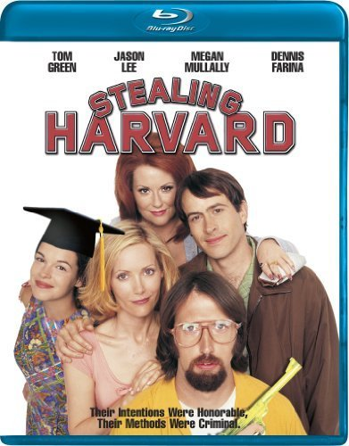 Stealing Harvard [Blu-ray] by IMAGE ENTERTAINMENT
