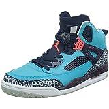 Jordan Spizike Men Lifestyle Casual Sneakers New Turquoise Blue