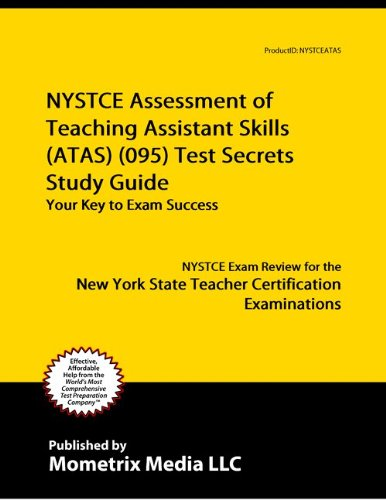 cheap nystce assessment of teaching assistant skills (atas) (095 ...
