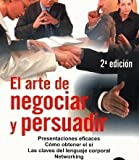 img - for El Arte De Negociar Y Persuadir. El precio es en dolares book / textbook / text book
