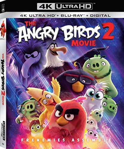 4K Blu-ray : Angry Birds Movie 2 (2 Discos)