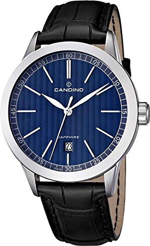 Candino Classic C4506/3 Reloj de Pulsera para hombres Clásico & sencillo