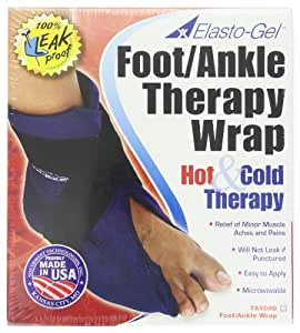 Elasto Gel Elasto Gel Hot/Cold Wrap,foot and Ankle Wrap