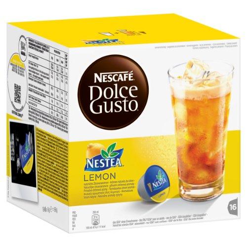 Get Nescafe Dolce Gusto Nestea Lemon (16 Servings) - Nestlé