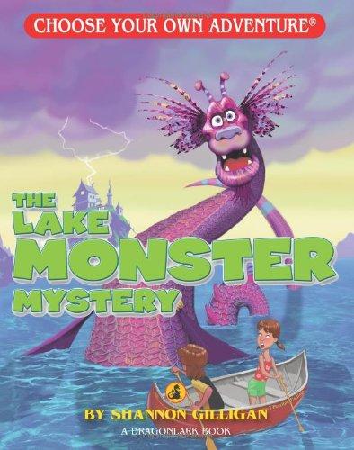 The Lake Monster Mystery (Choose Your Own Adventure. Dragonlarks)