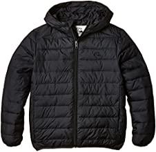 Quiksilver Scaly Youth Veste Garçon Anthracite FR : 12 ans (Taille Fabricant : M/12)