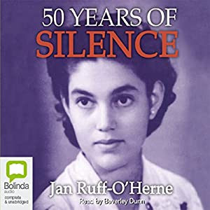 50 Years of Silence Audiobook