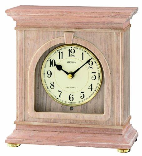 Seiko QXW225BLH Mantle Clock