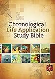 Chronological Life Application Study Bible NLT