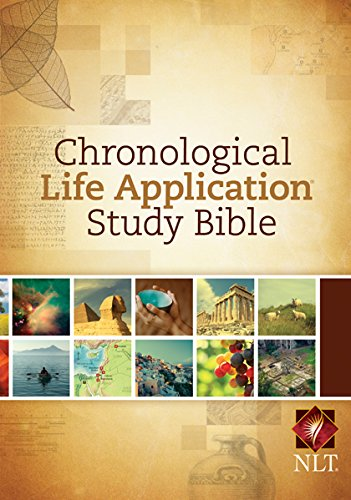 Image of Chronological Life Application Study Bible NLT