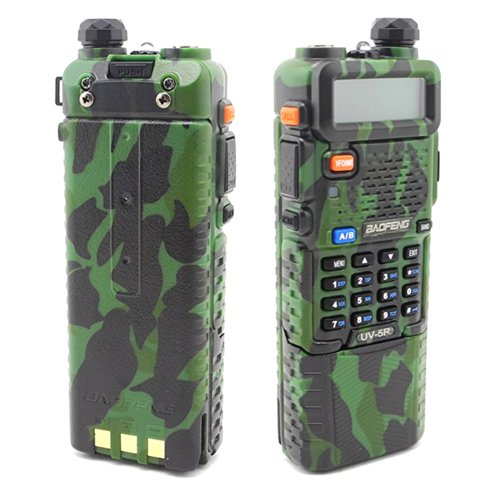 Buy Bargain iSaddle BAOFENG Dual Band UHF/VHF Radio Transceiver W/Upgrade Version 3800mah Battery Wi...