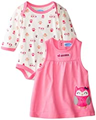 BON BEBE Baby-Girls Newborn Sweet Owl…