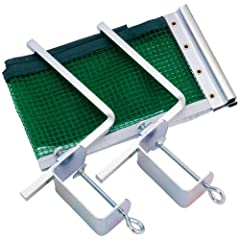 Buy Champion Sports Slip-On Table Tennis Net and Post Set by Champion Sports